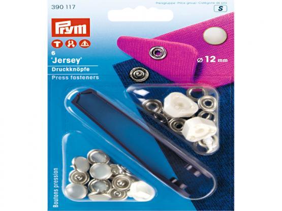 Prym NF-Druckknopf Jersey MS Perlkappe 12 mm