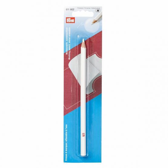 Prym Markierstift auswaschbar weiss