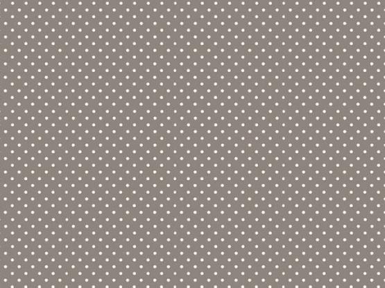 Spot on grey