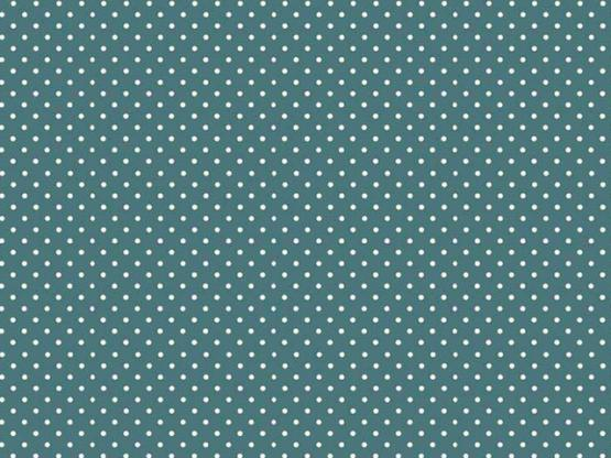 Spot on dark teal