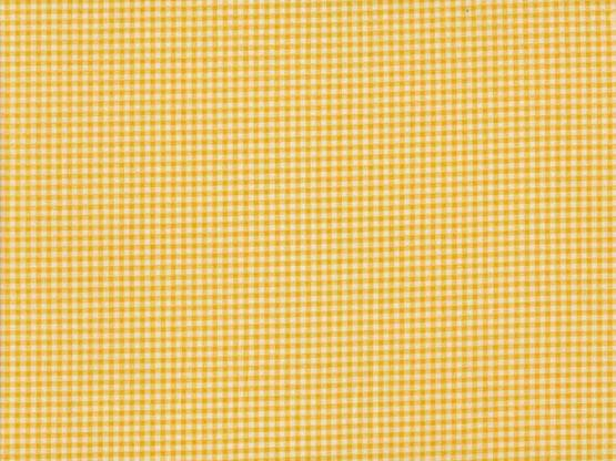 New Gingham yellow