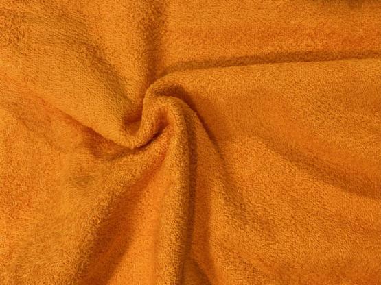 Fein-Frottee orange