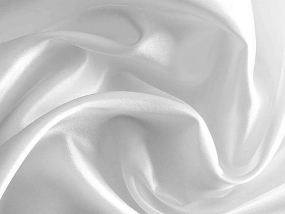 Samba Satin Farbe weiß
