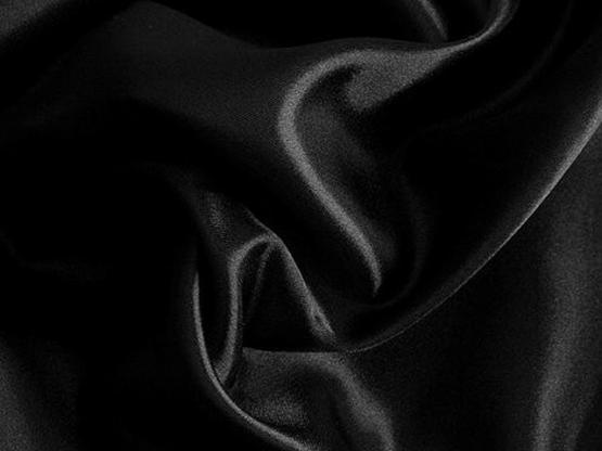 Samba Satin Farbe schwarz