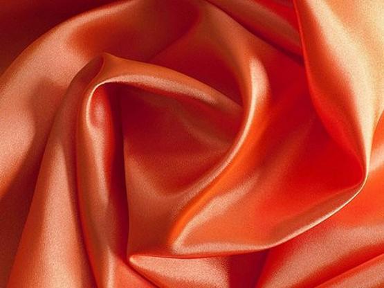 Samba Satin Farbe orange