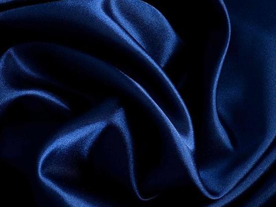 Samba Satin Farbe dunkelblau