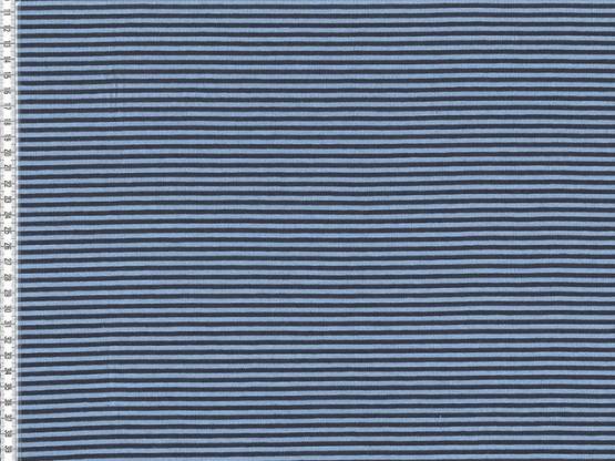 Gitta Ringeljersey blau/dunkelblau