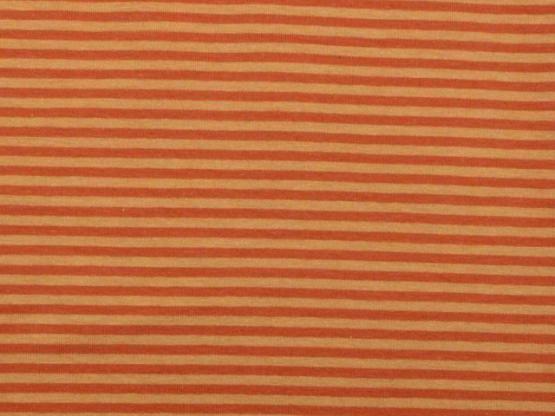Gitta Ringeljersey orange/orange