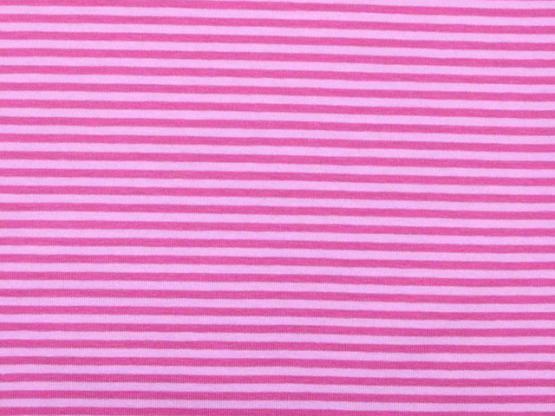 Gitta Ringeljersey rosa/pink