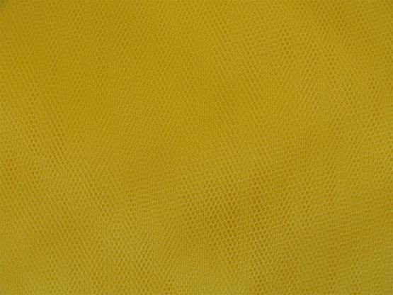 Wabentüll Farbe gelb