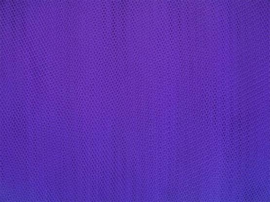 Wabentüll Farbe lila