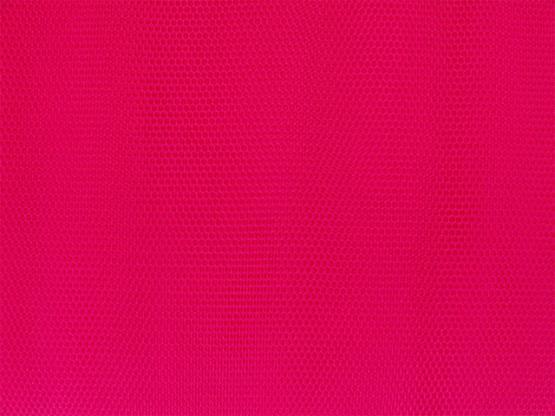 Wabentüll Farbe pink