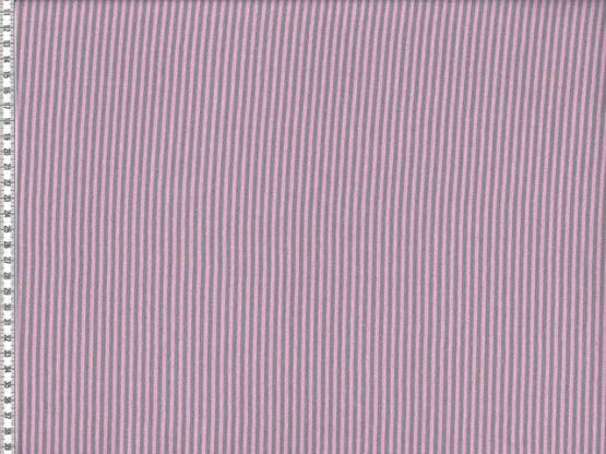 Ringelbündchen rosa/grau