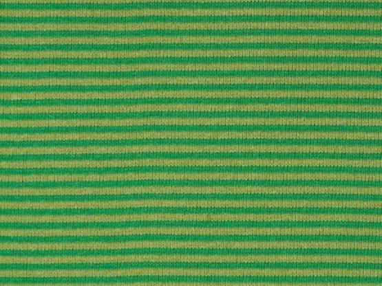 Ringelbündchen kiwi/gruen