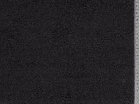 Lederimitat Maro schwarz