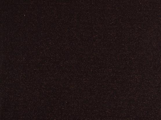 Lurex-Bündchen schwarz/kupfer