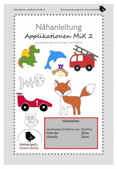 Applikationen Mix II