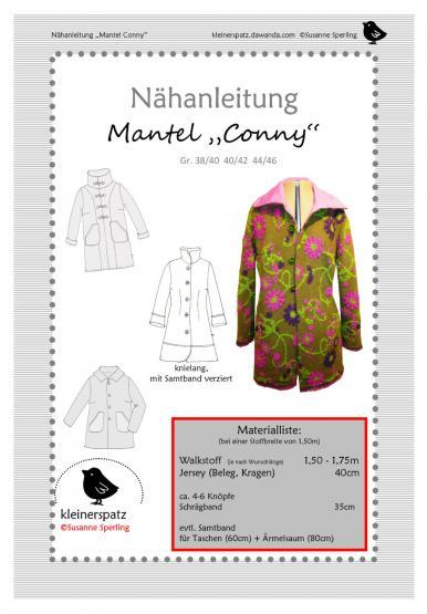 Mantel Conny Gr. 38/40 - 44/46