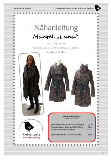 Mantel Luna