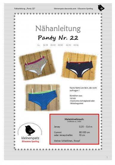 Panty Nr. 22