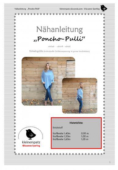 Poncho-Pulli