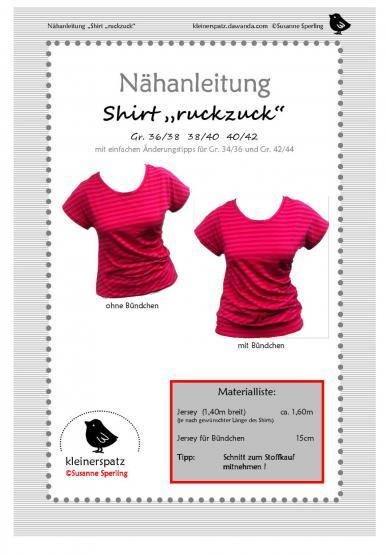 Shirt Ruckzuck