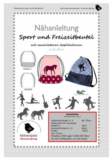 Sport- u. Freizeitbeutel