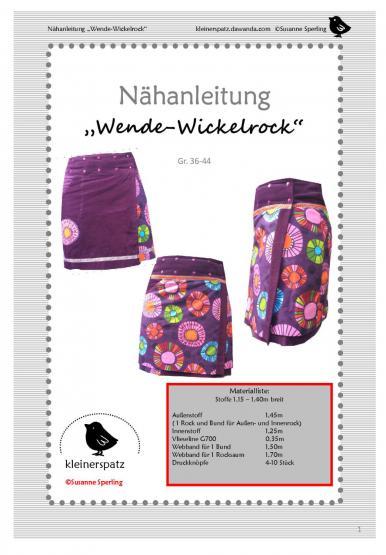 Wendewickelrock