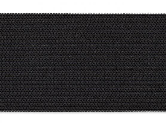 Allzweckgummiband 10mm schwarz