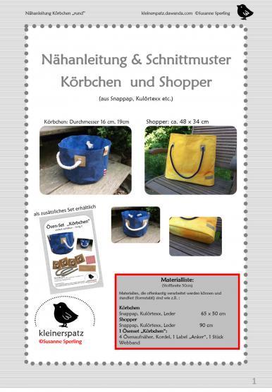 Utensilo/Shopper