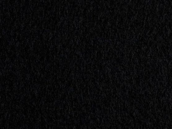 Stickfilz schwarz