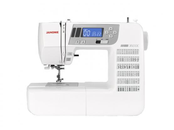 Janome 360DC Ausstellungsmodell