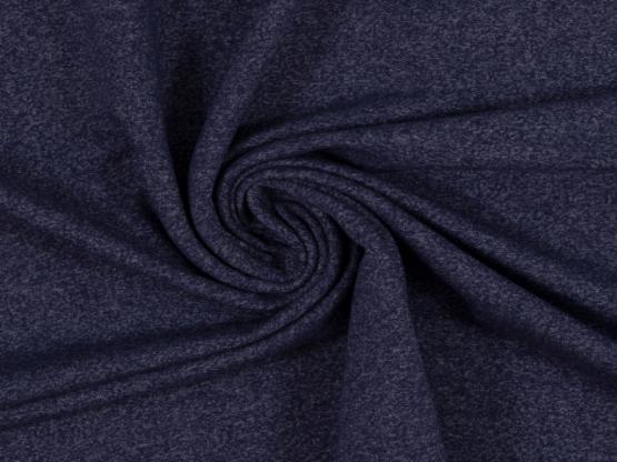 Viola Bündchen meliert blau