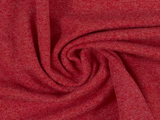 Viola Bündchen meliert rot