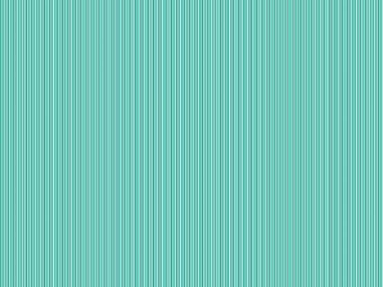 Pinstripe turquoise 110cm 100%CO