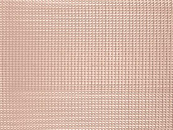 Lederimitat Xenia Nieten rosa