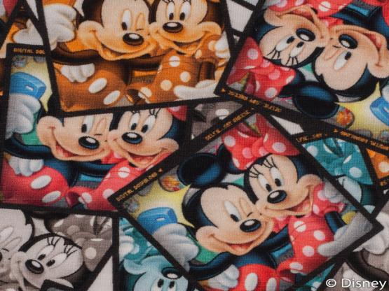 Disney Mickey, Minnie, Fotos bunt