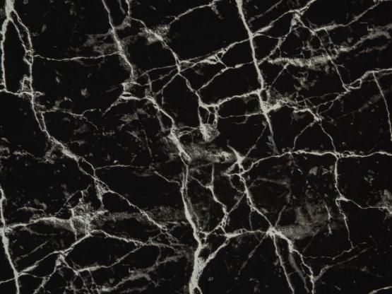 Marmor Jersey schwarz/weiss