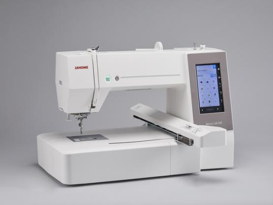 Janome Stickmaschine MC550E