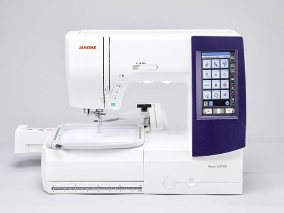Janome Kombimaschine MC9850