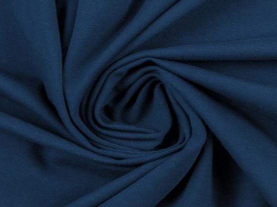 Vanessa Uni Jersey jeansblau