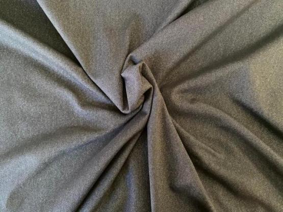 Jeans-Jersey dunkelblau