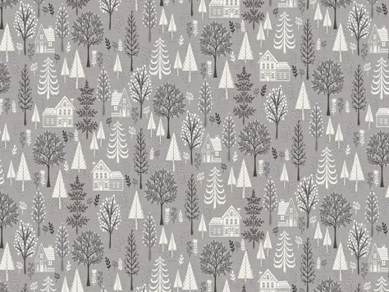 Scandi Trees grey