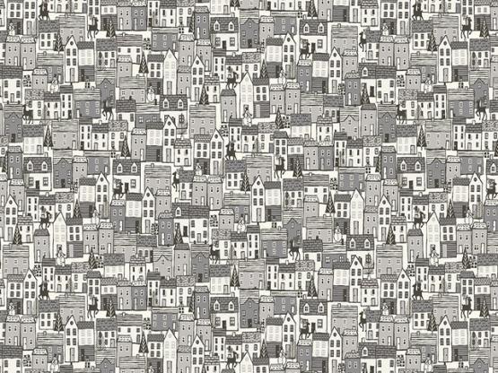 Scandi Houses grey