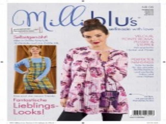 Milliblus Zeitschrift H/W 2020