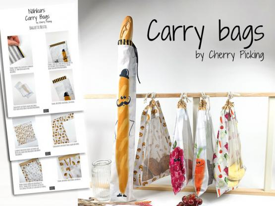 Carry Bags by Cherry Picking