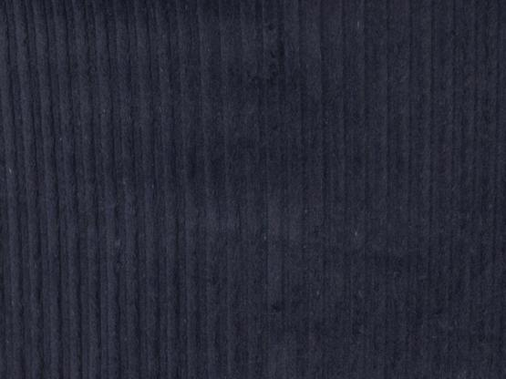 Cord uni dunkelblau