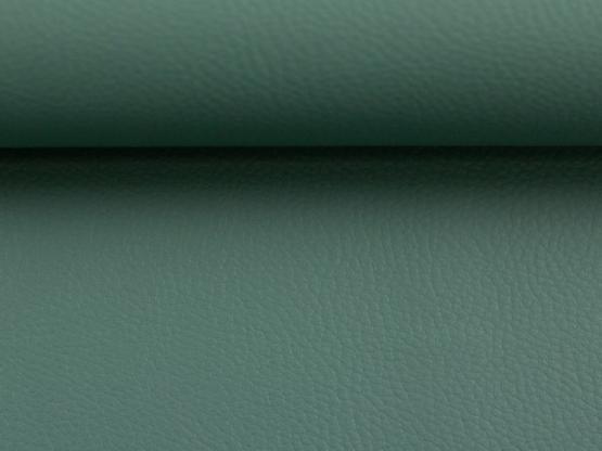 Lederimitat Rex metallic mint
