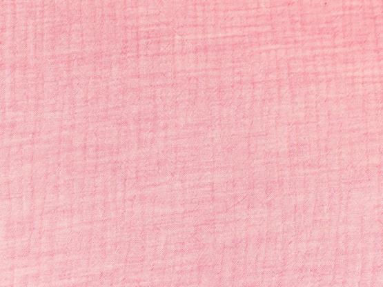 Musselin melange pink