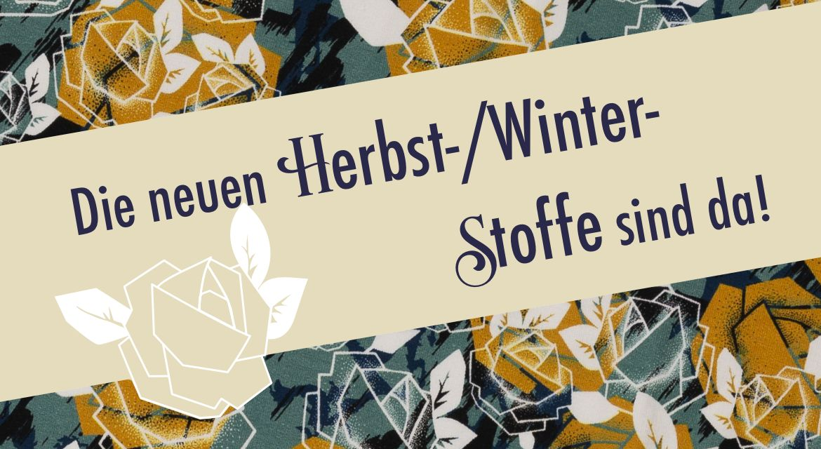 Herbst-Winter-Stoffe